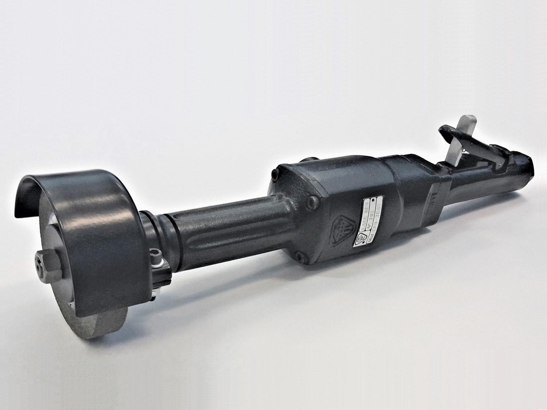 Esmerilhadeira Pneumática Serviço Pesado com Chave Alavanca com Trava Segurança. EPB-306V