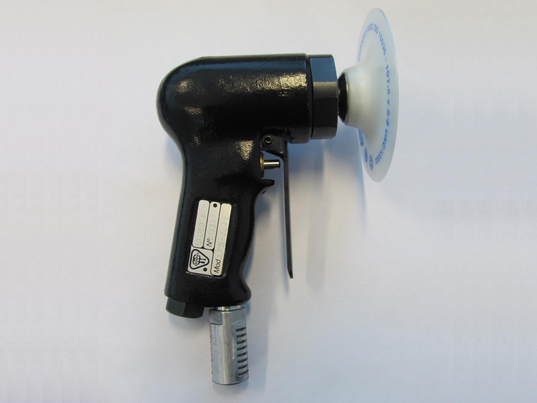 Lixadeira Pneumática Pistola Com Alavanca. LBP-4L4V