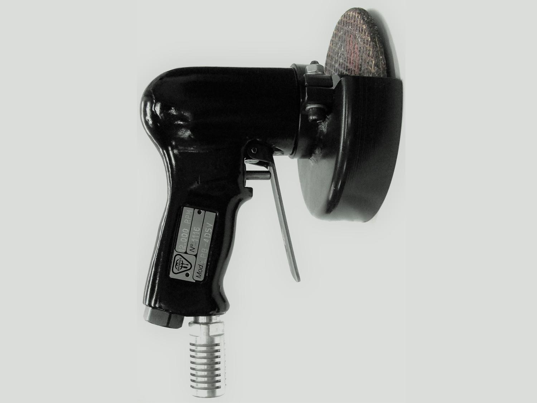 Lixadeira Pneumática Pistola Com Alavanca. LBP-4D5V